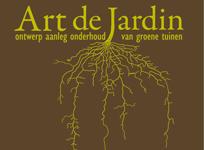 logo art de jardin
